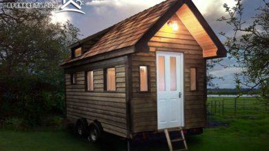 صورة اصنع بنفسك منزلك الخشبي