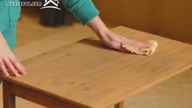 Photo of طريقة تنظيف الأثاث الخشبي
