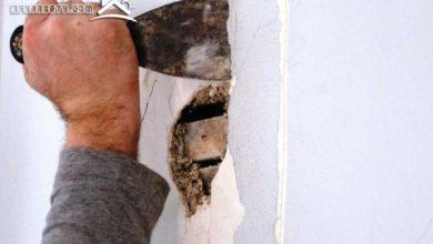 Photo of علاج تشققات الجدران والحوائط