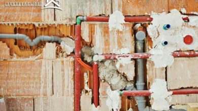 صورة كشف أسباب تسربات المياه وحلولها