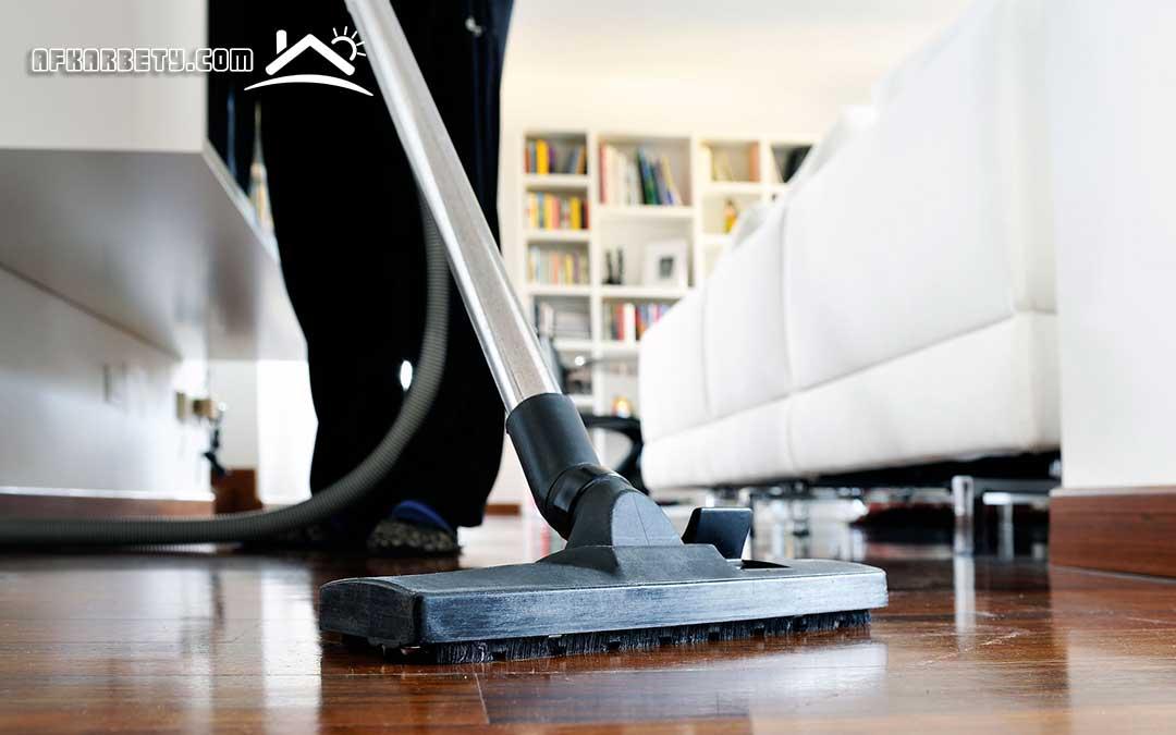افكار ذكيه لتنظيف المنزل