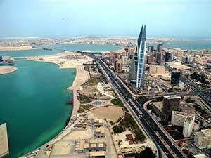 شحن اثاث من الرياض للبحرين