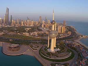 شحن اغراض من الرياض للكويت