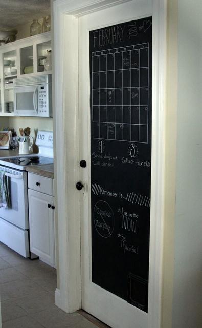 سبورة المطبخ