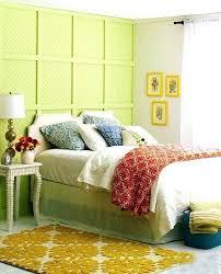 غرفة نوم اخضر
