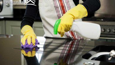 صورة خطوات بسيطة تمكنك من تنظيف دهون المطبخ بالتفصيل